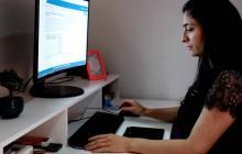 Icfes aplicó primera prueba de estado de forma virtual