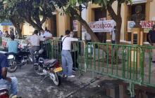 Levantan huelga de trabajadores en Alcaldía de Sabanalarga