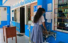 """Alternancia """"segura"""" en los colegios de Soledad"""