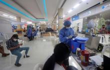 Casos de coronavirus en Colombia del 1 de junio de 2021