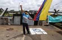 Acuerdan desbloquear puntos de la Vía Panamericana