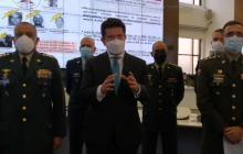 Gobierno anuncia el fin del grupo 'los Caparros'
