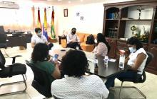 Personería estudió agenda con ONU y líderes en Derechos Humanos