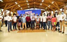 Duque suscribe Pacto por la Juventud en Chocó