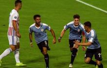 Uruguay vs. Paraguay, por las Eliminatorias Conmebol