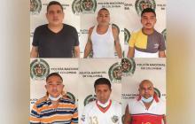Capturan a integrantes de 'Los Milagrosos', banda al servicio de los Pachenca