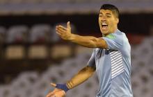 EN VIVO Uruguay vs. Paraguay por la Eliminatoria Conmebol