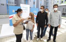 Entregan viviendas Vipa a 540 familias en Soledad y Malambo