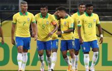 Liga brasileña inicia segunda jornada con bajas importantes por eliminatorias