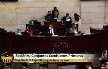 Aprobada en primer debate reforma al Código Disciplinario