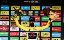 Richie Porte asalta el maillot amarillo, Padun gana y 'Supermán' se destaca