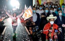 """Perú: entre la izquierda o mantener """"el modelo"""""""