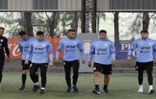 Uruguay, sin Bentancur, pero con Nández partió hacia Venezuela
