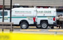 Tiroteo en Miami deja tres muertos y al menos seis heridos