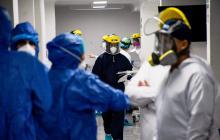 Gremios de la salud piden derogar decreto de reactivación económica