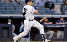 Dos hits de Urshela en el Yankees vs. Boston Red Sox