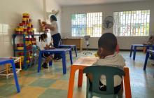 1.300 niños regresan a los Centros de Desarrollo Infantil