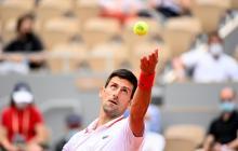 Novak Djokovic venció a Musetti y avanzó a cuartos de final de Roland Garros