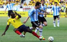 El día que Lionel Messi jugó por primera vez en Barranquilla