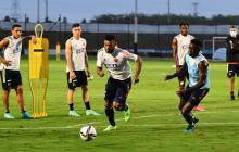 La fórmula del 'Pibe' Valderrama para detener a Messi y noticias sobre Borja