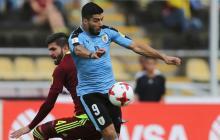 Uruguay, a sumar ante el equipo venezolano