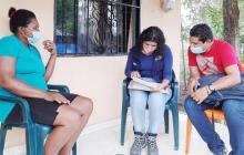 Sucre inició la validación social para beneficiarios de vivienda rural