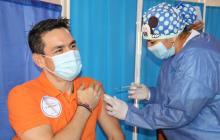 Más de 3 mil docentes han sido vacunados en Montería