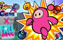 'Bomberman' y 'Falls Guys': se unen en ambos videojuegos