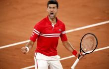 Novak Djokovic vs. Rafael Nadal en la semifinal de Roland Garros 2021