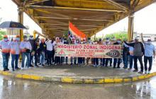 Docentes marcharon por las calles de Montería