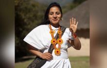 Escogen a lideresa de pueblo arhuaco como precandidata presidencial por MAIS