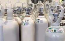 Garantizan producción y comercialización de oxigeno medicinal