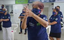 A los centros de vida en Barranquilla regresan 6.400 adultos