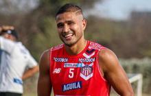 """""""Junior se siente fuerte, con convicción y confianza"""": Larry Vásquez"""