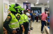 Llamado al cuidado y a la tolerancia hace la Policía para el puente festivo