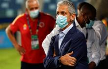 Rueda de prensa de Reinaldo Ruedas tras el Colombia vs. Ecuador por Copa América