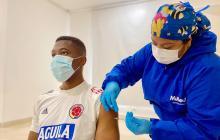Dos integrantes de la Selección Colombia resultaron positivos por covid-19
