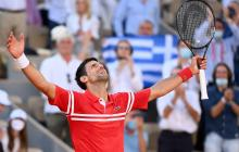 Novak Djokovic relanza la carrera por la historia