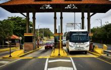 Positivo balance de vehículos movilizados este puente festivo en el Atlántico