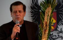 Falleció el monseñor Alirio López, recordado por 'Goles en paz'