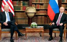 Conozca cuales fueron los regalos que Biden le dio a Putin durante su reunión