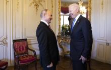 Putin y Biden declaran su compromiso con la seguridad estratégica