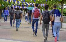 Hunden proyecto que implementaba matrícula cero para universitarios