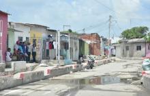 Muere hombres tras ser baleado en el barrio La Gloria