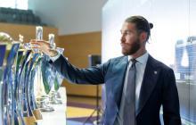 Lágrimas, nostalgia y un desborde de emociones en despedida de Sergio Ramos