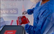 Arranca etapa de vacunación para personas de 45 a 49 años en Cartagena