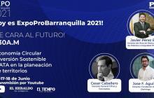 Día 2 de ExpoProBarranquilla   De cara al futuro