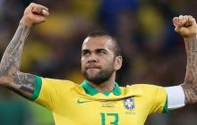 Brasil convoca a Dani Alves para Juegos Olímpicos y deja fuera a Neymar