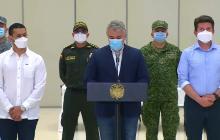 Gobierno confirmó la captura de alias Macho, cabecilla de 'Los Pelusos'