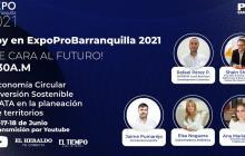 Tercer día de ExpoProBarranquilla | De cara al futuro
